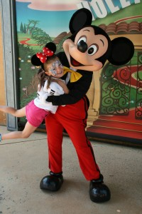 Fun with Mickey Mouse!
