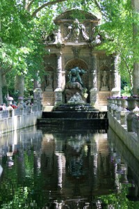 The Fountain de Medici