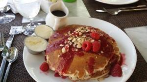 Nothing beats vacay breakfast...