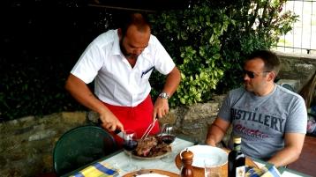 A Florentine Steak