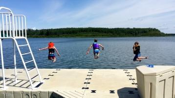 Summer Lake Days
