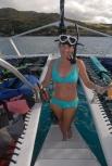 Me after a good snorkel!