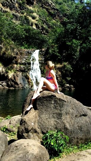 Sydney at the Falls