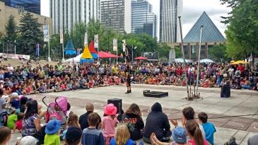 Edmonton Street Performer Festival