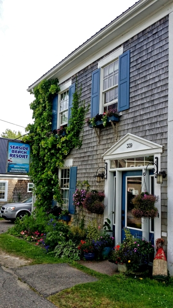 Seaside Resort, St Andrews, New Brunswick
