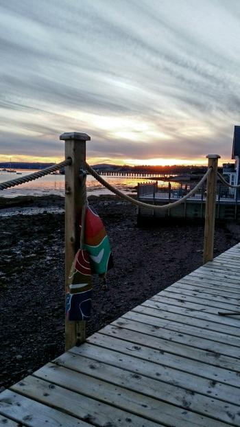 St Andrews Seaside Resort View