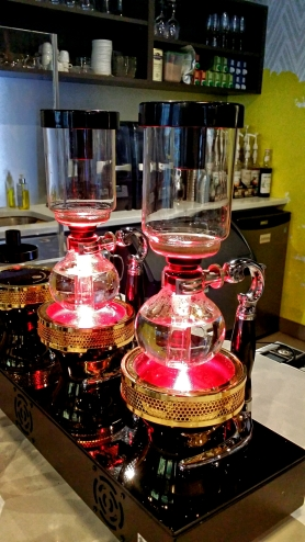 Siphon Coffee, Cafe-Blanca, Calgary