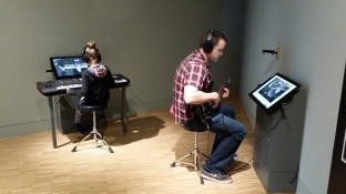 Interactive Experience, National Music Centre, Calgary
