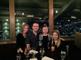 Our family, Calgary, Alberta