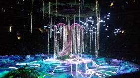 TORUK, Cirque du Soleil, Edmonton